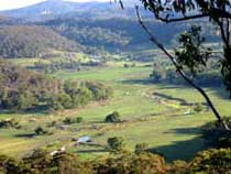 Breathtaking beautiful scenery from your accommodation in the Mudgee-Rylstone area