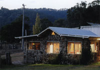 The Rockhouse - coattage accommodation in the Mudgee-Rylstone area
